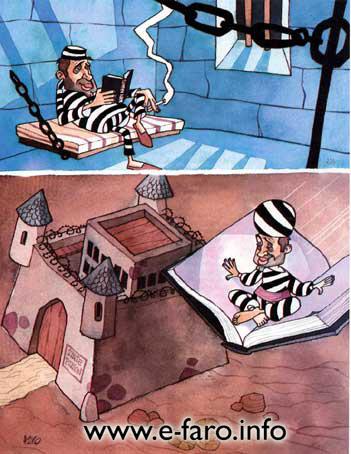 a045 preso que lee libre